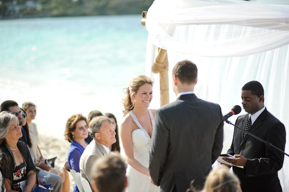 private ceremony on lyford cay club