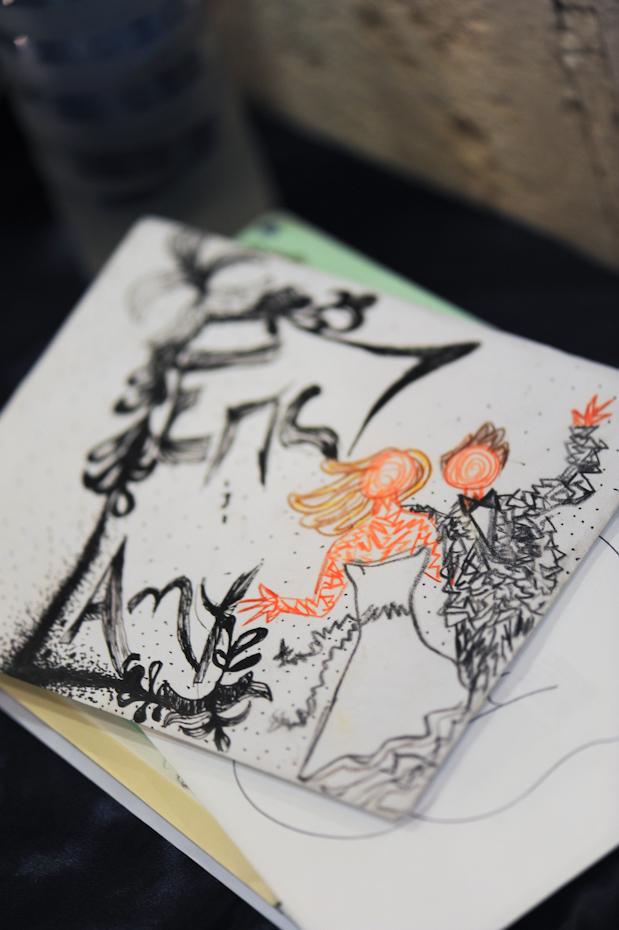 guest artwork