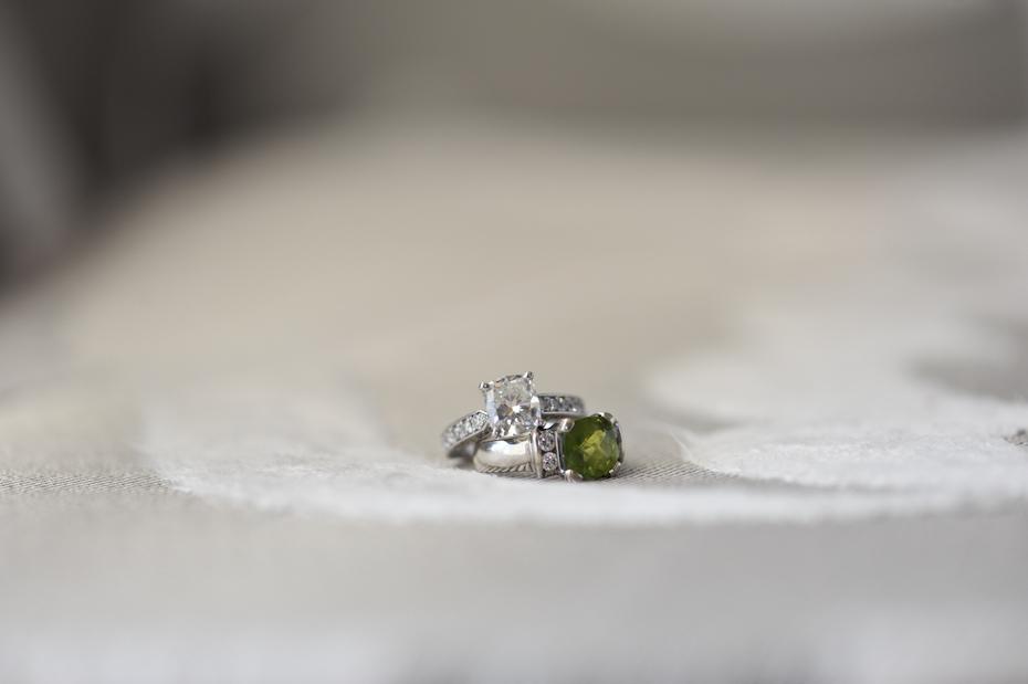 green promise ring