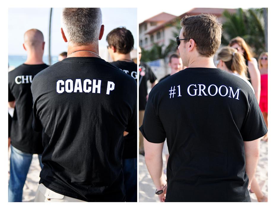 customized groomsmen shirts