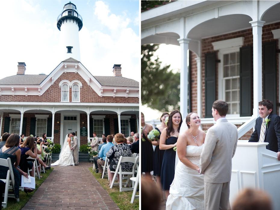 St Simons Lighthouse Wedding Rachel Scott Atlanta Georgia Photographer