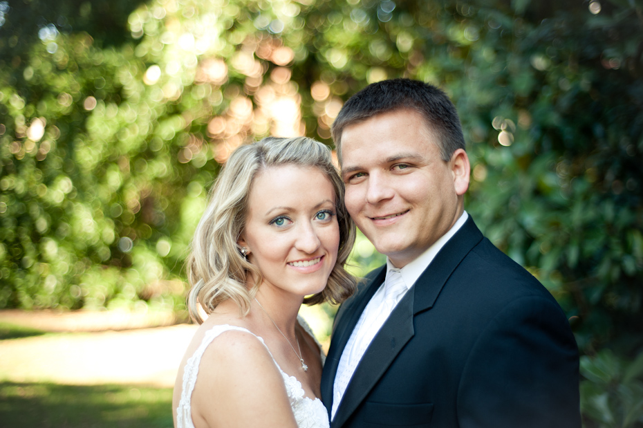 UGA North Campus Wedding Picture