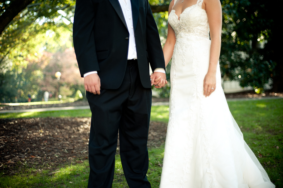 Places to take wedding pictures on UGA campus