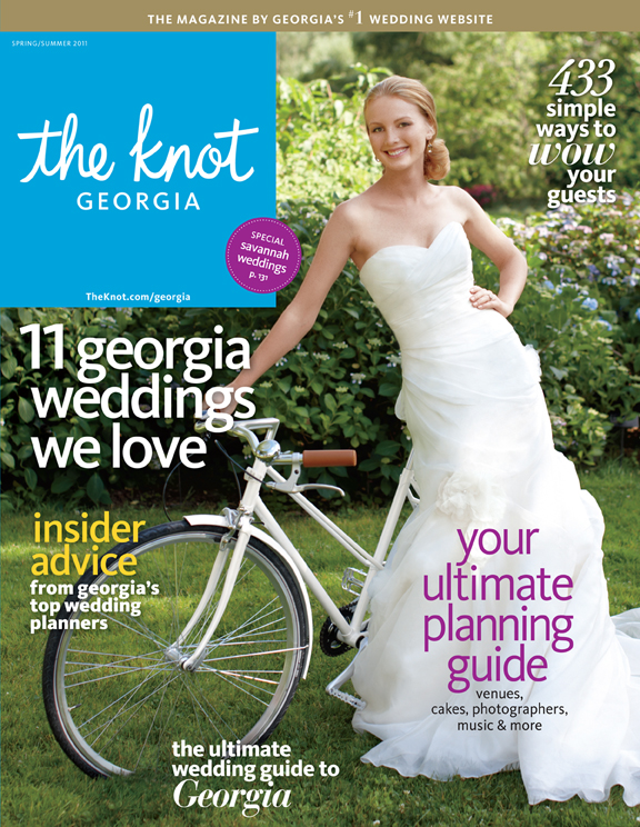 Photographer Featured in the Knot