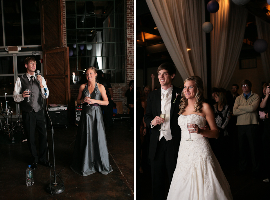 wedding at the foundry at puritan mill atlanta