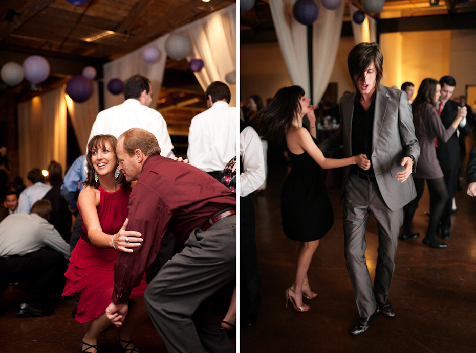 reception at foundry at puritan mill