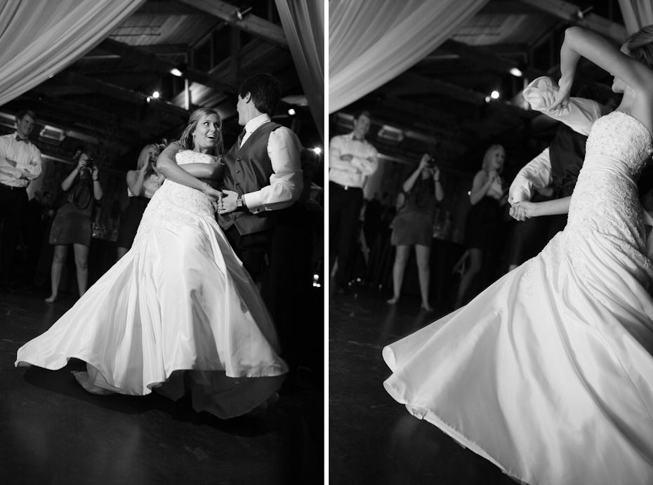 wedding at foundry at puritan mill atlanta