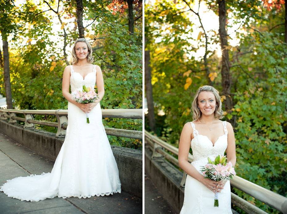 University of Georgia Wedding Pictures