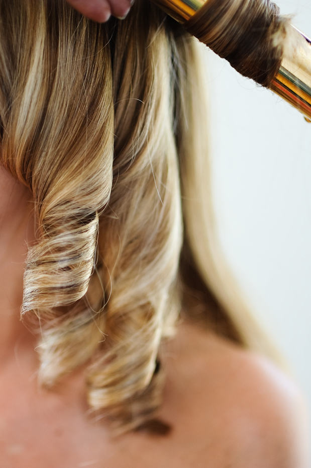 Bridesmaids hair styles
