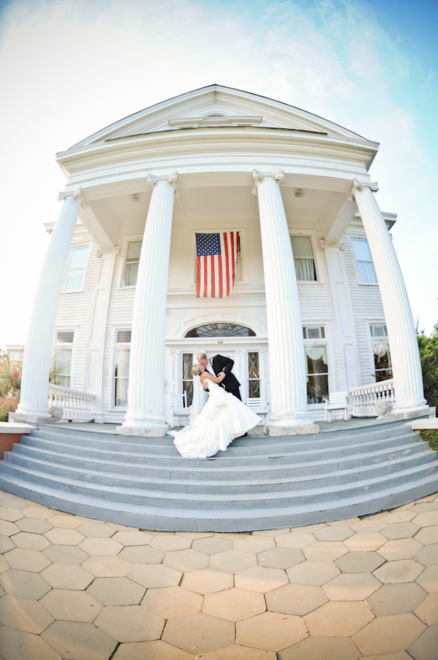 Page House Wedding