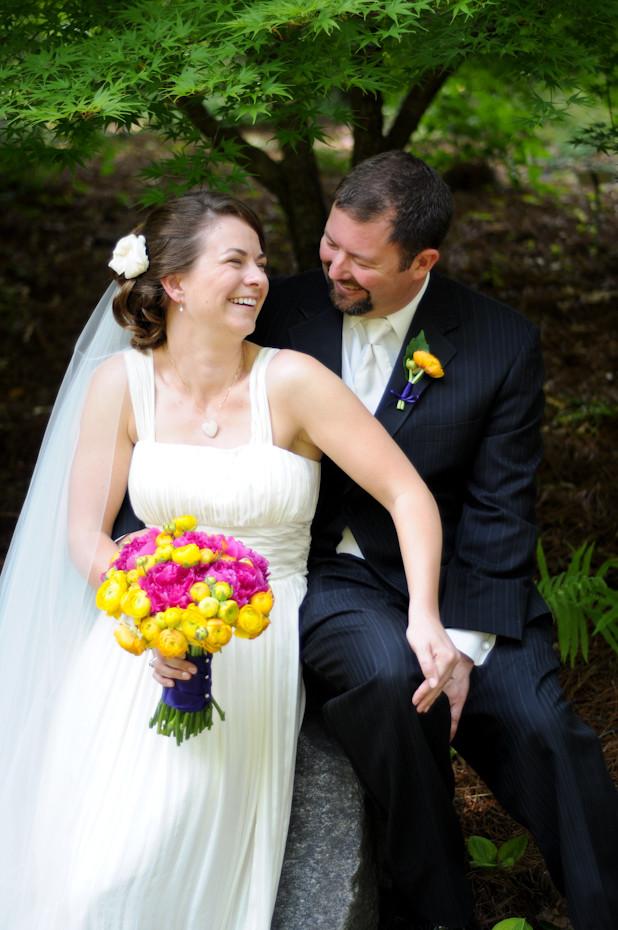 Smith Gilbert Gardens Wedding