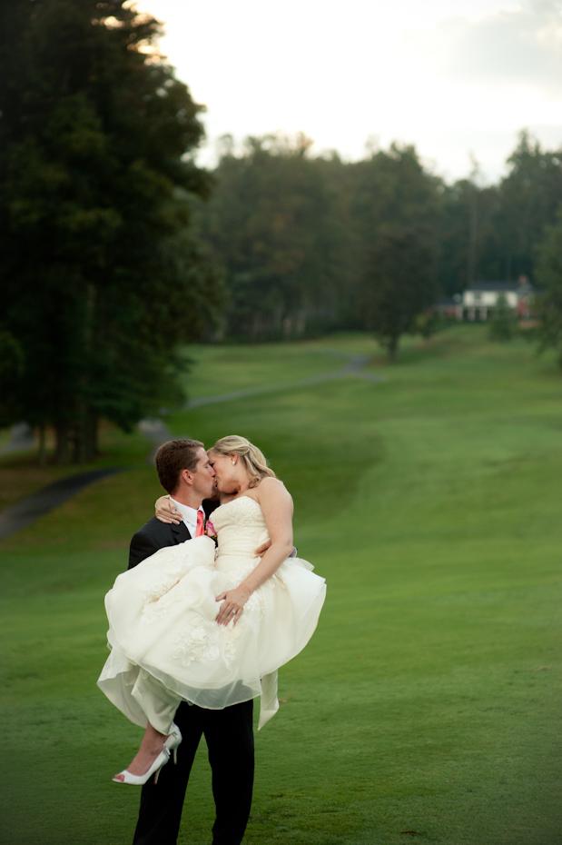 Hendersonville Country Club Wedding