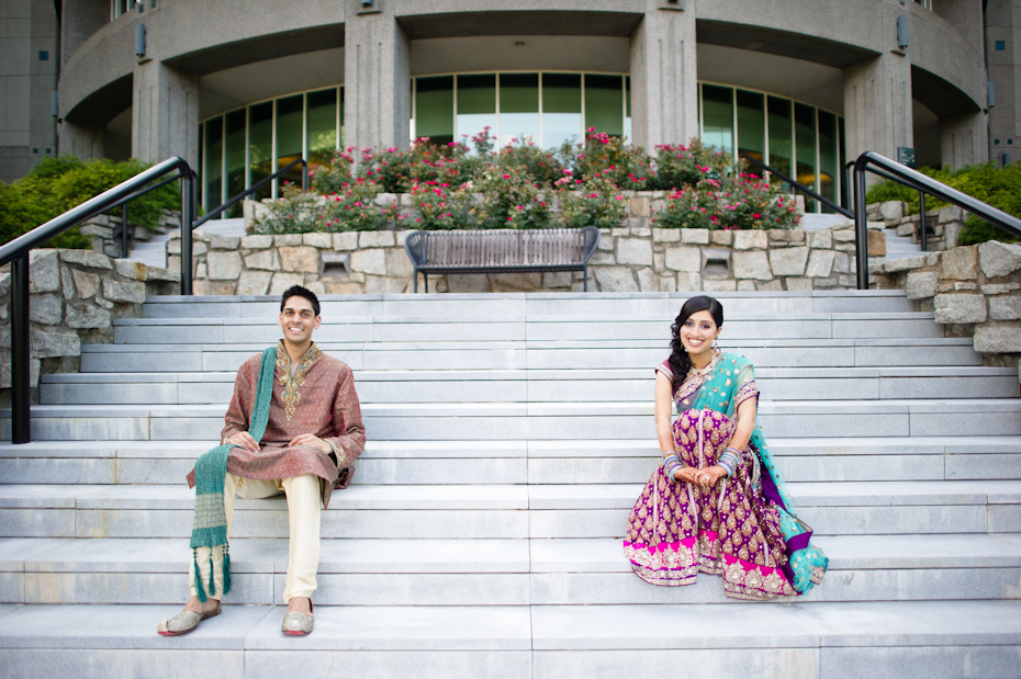 Pictures of Atlanta Indian Wedding
