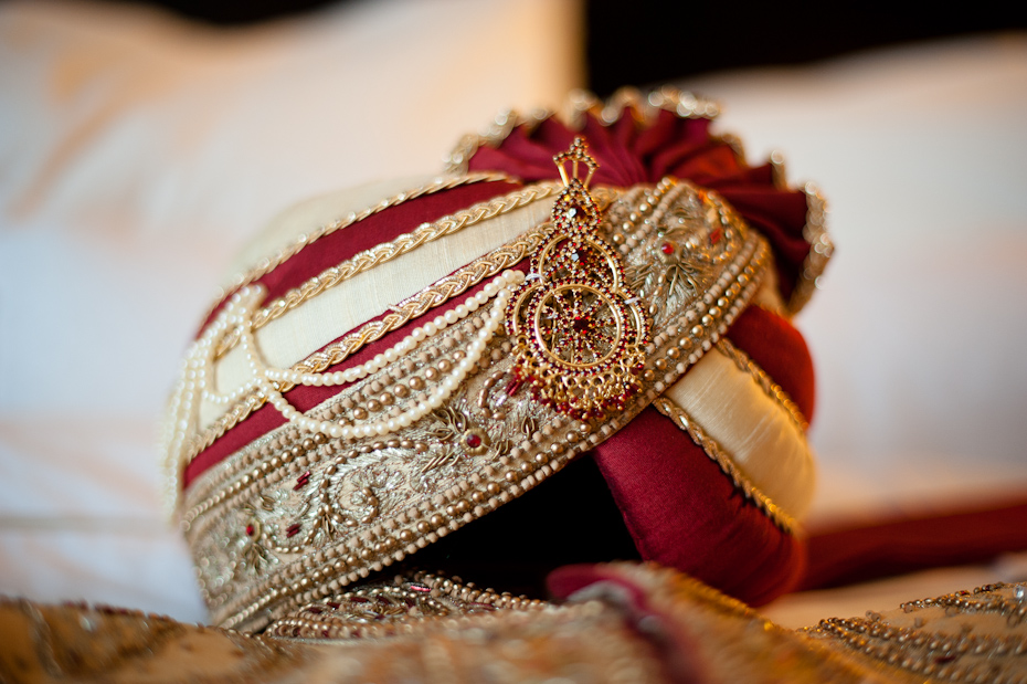 Indian Wedding Attire for Groom