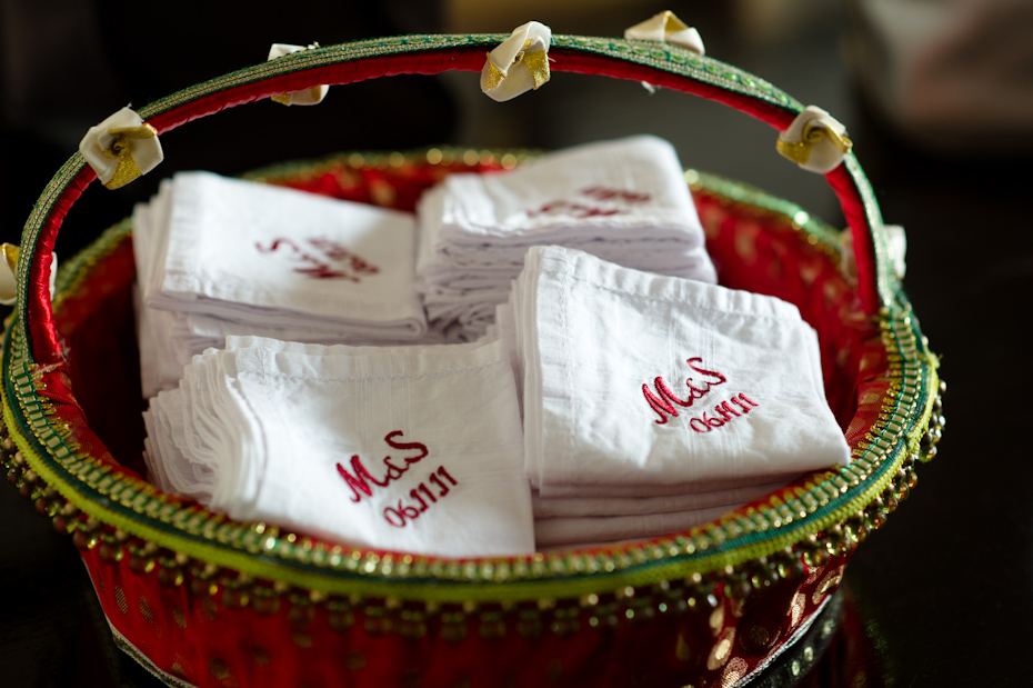 Wedding Favors for Baraat