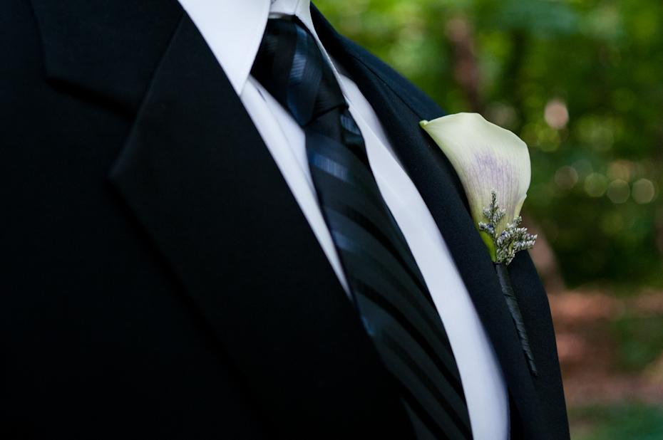 calla lilly wedding flower