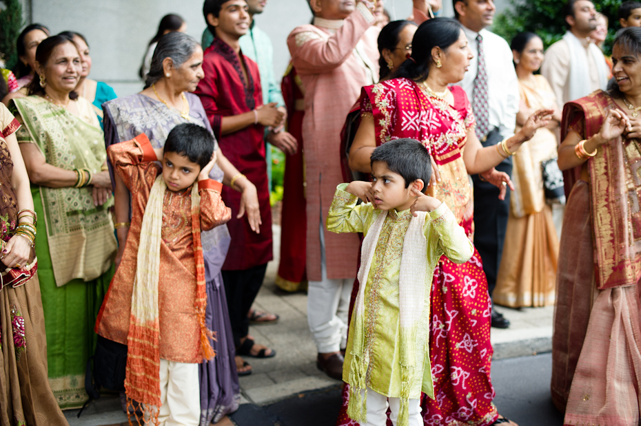 Is the baraat loud?