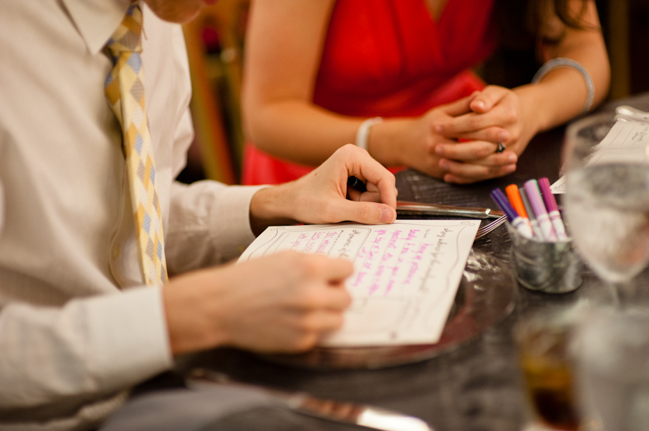 alternatives to traditional guest book