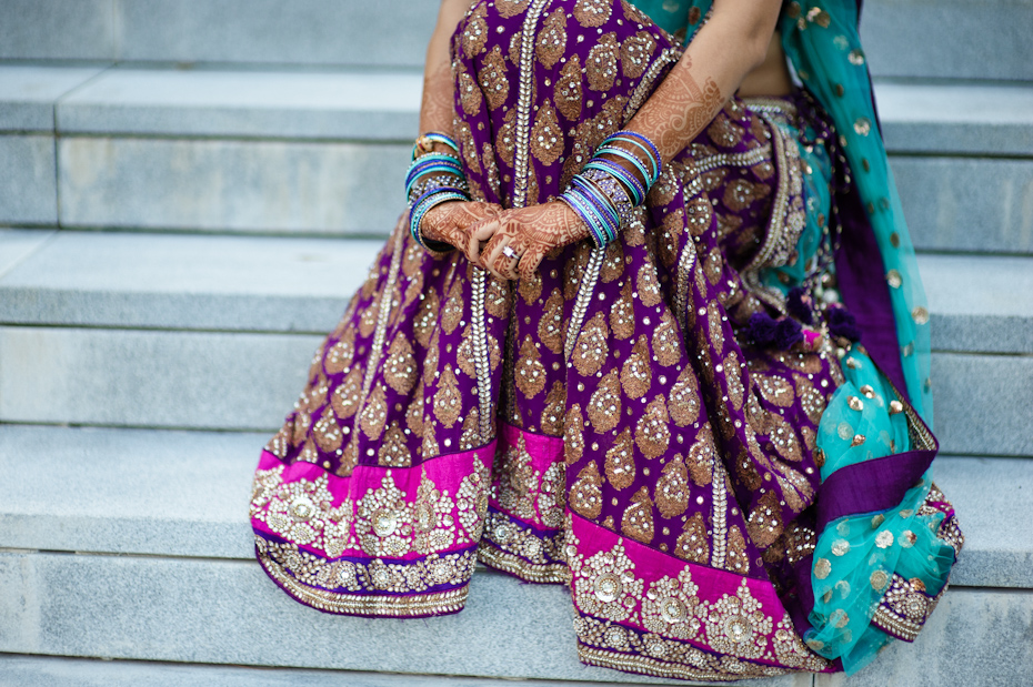 Beautiful Indian Wedding Outfit