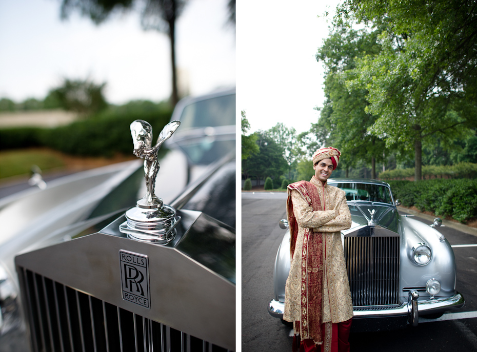 Rolls Royce Rental Atlanta