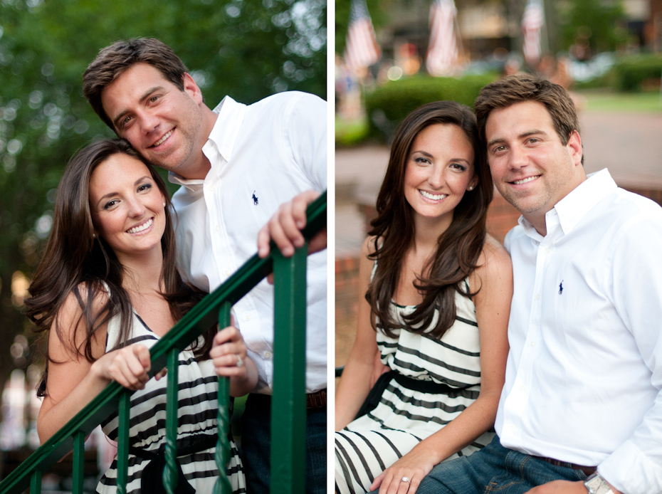 Places to take engagement pictures in Marietta