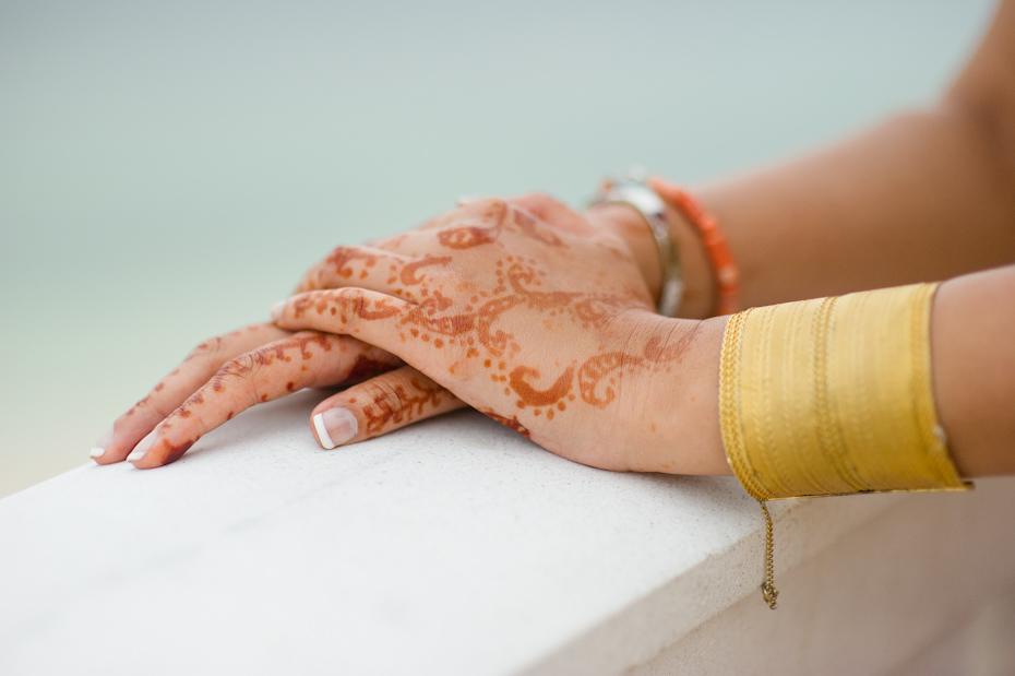 Indian and Nigerian Wedding