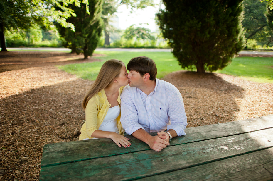 Where to take engagement photos