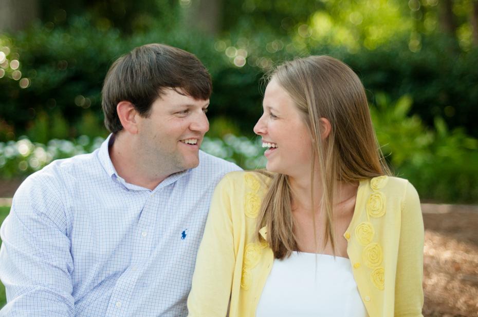Piedmont Park Engagement Pictures