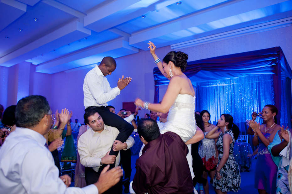 Wedding Reception Iberostar Rose Hall