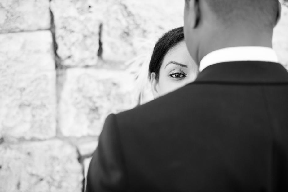 Wedding pictures at aqueducts in Montego Bay