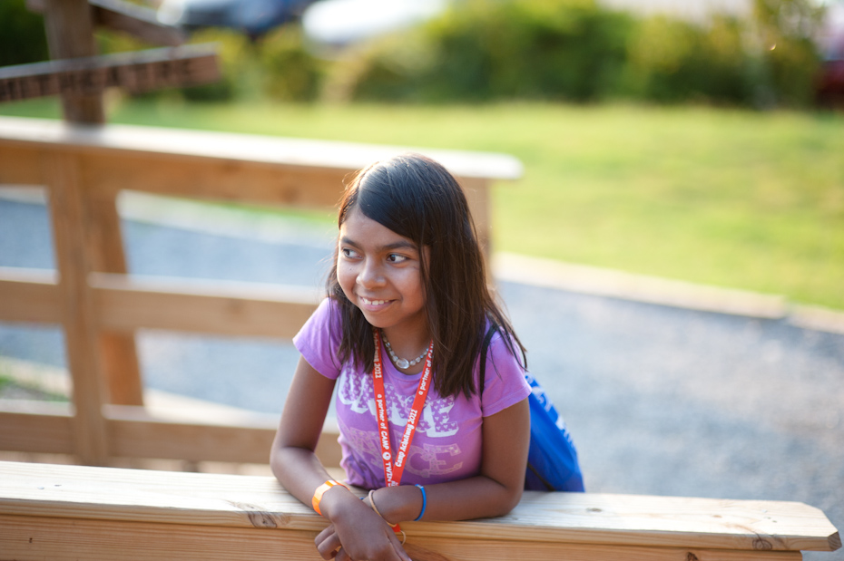 Camp for kids with juvenile arthritis