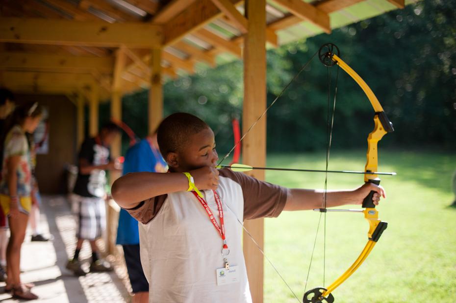 Camp Acheaway Archery