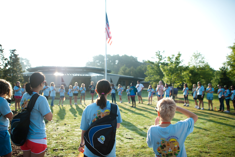 Camp Spirit at Camp Acheaway