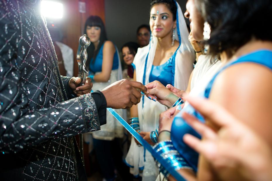 Sikh wedding Doli