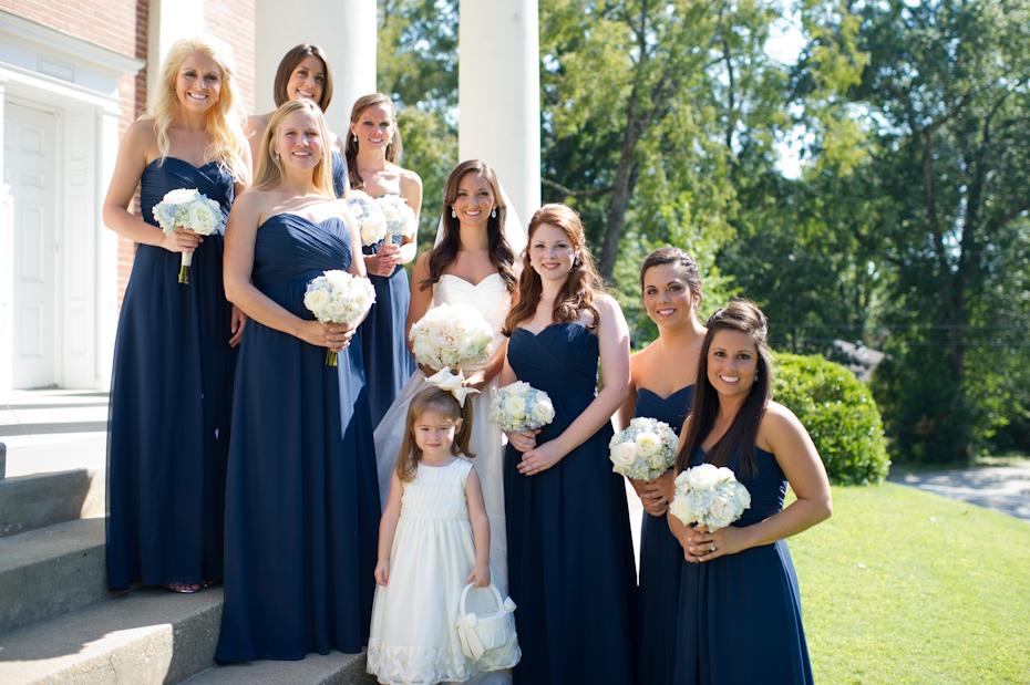 St. Paul Methodist Wedding in Columbus, Georgia