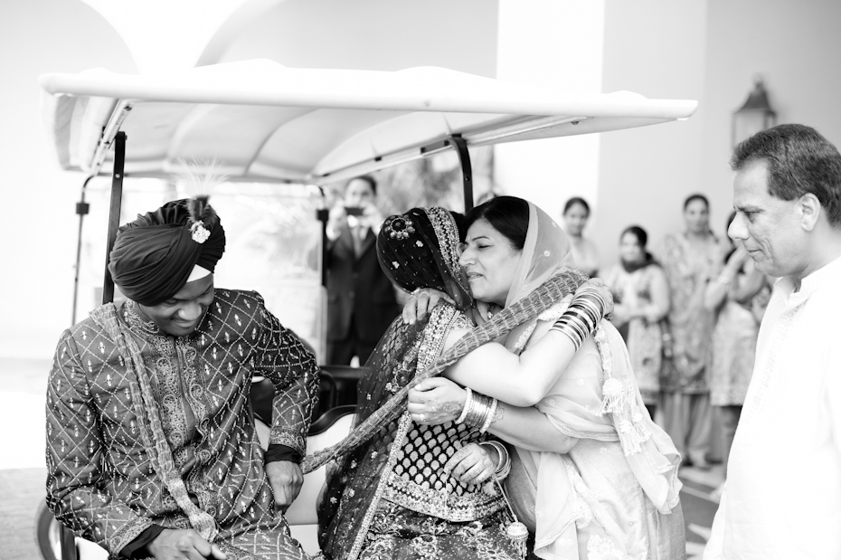 pictures of Doli at wedding