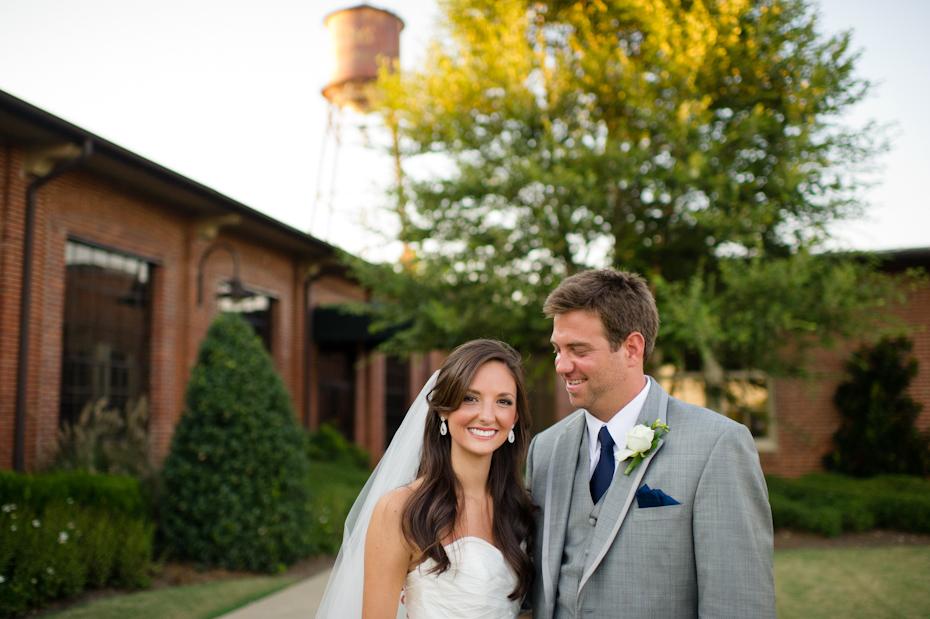 Columbus Wedding Photographer River Mill Event Centre