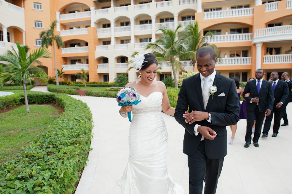 Iberostar Rose Hall Wedding Picture