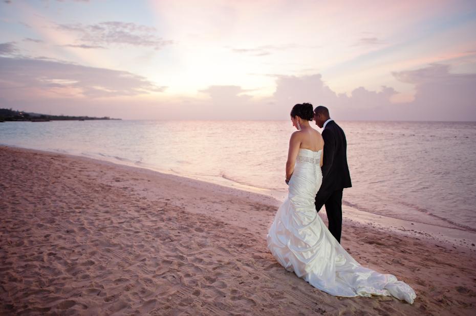 Wedding at Iberostar Rose Hall Jamaica
