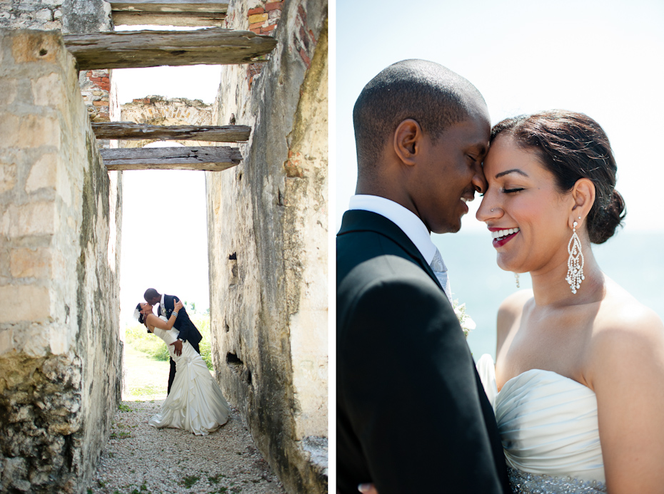 Day after Session Destination Wedding in Jamaica