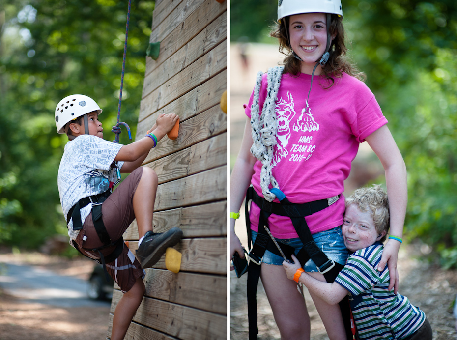 Camp Twin Lakes Activities
