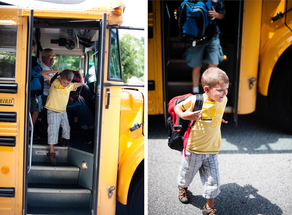 First day of school Georgia