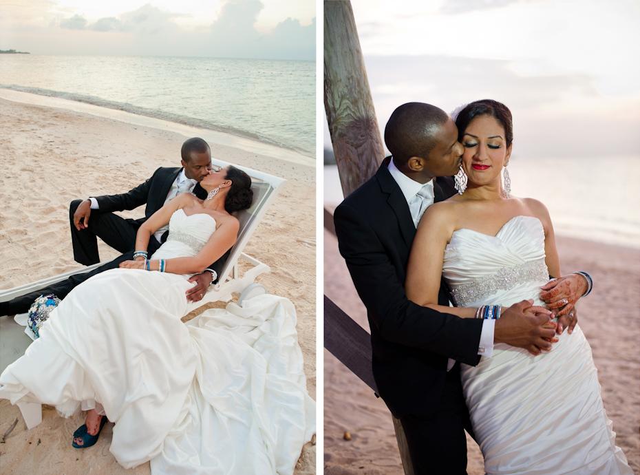 Iberostar Rose Hall Jamaica Wedding Picture