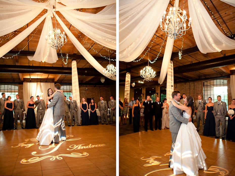 River Mill Event Centre Wedding Columbus
