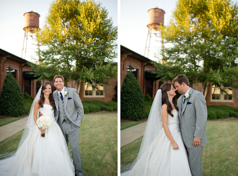 Wedding Reception at River Mill Columbus