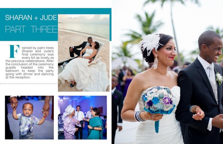 Iberostar Rose Hall Wedding Sharan Jude Part Three