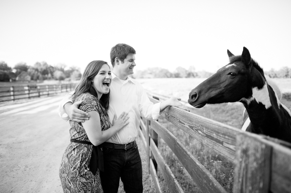 Places to take engagement pictures in Atlanta Serenbe