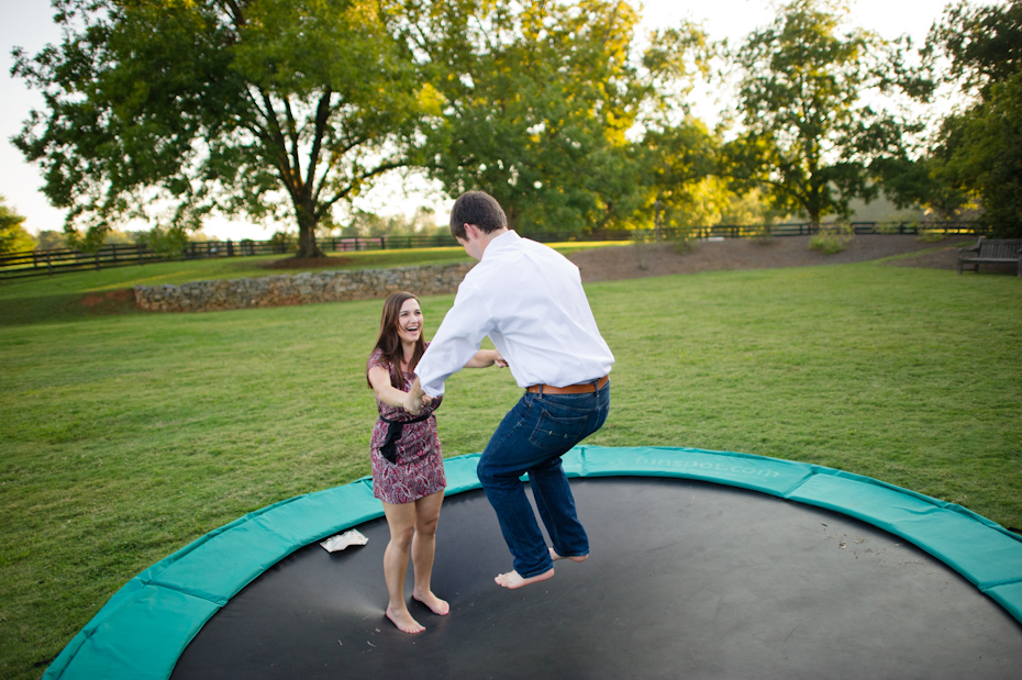Places to take engagement pictures in Atlanta