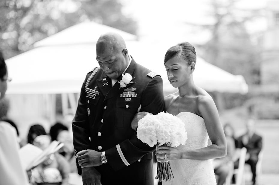 Prayer at Wedding