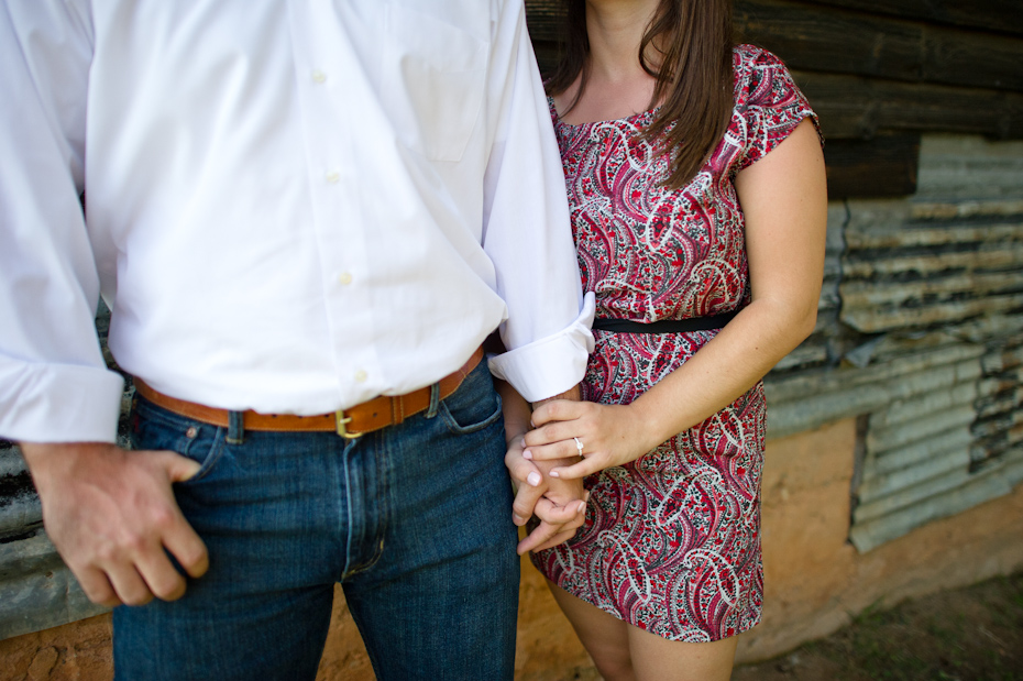 Serenbe Engagement Pictures